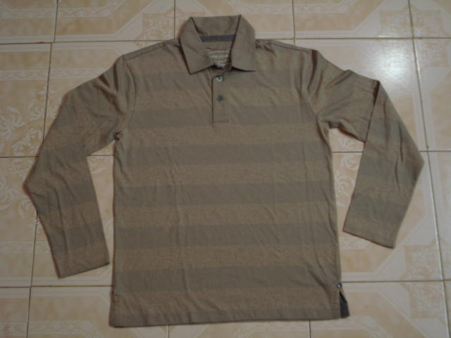 11d918f950 HIGH SIERRA ( GEORGE & MARTHA ) MENS F/S POLO T-SHIRT WITH 2 BUTTONS