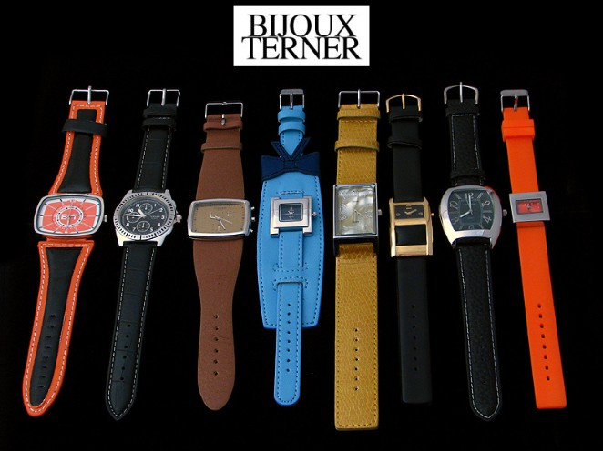 Bijoux terner mens watch